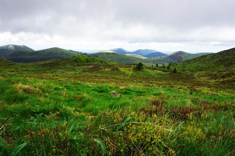 Frankreich Aktivreise: Auvergne-Rhône-Alpes - Wandern auf dem Puy de Dome Vulkan