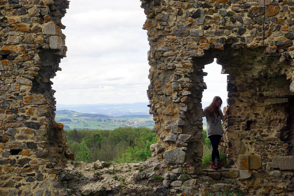 Frankreich Aktivreise: Loire - Château des Cornes d'Urfé