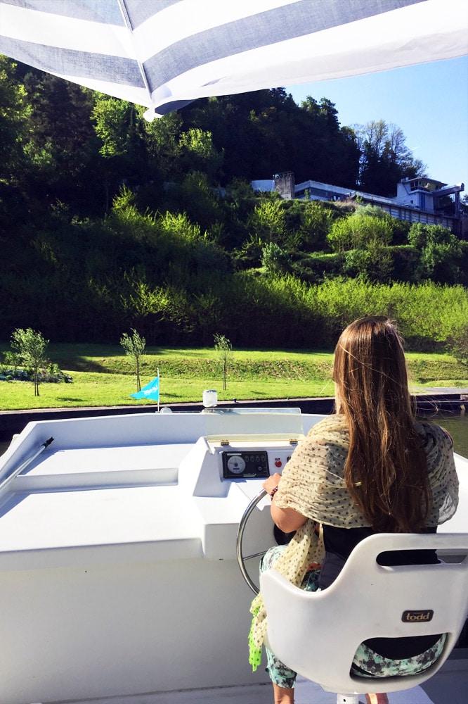 Hausbootferien in Frankreich: Mit Locaboat Holidays durch das Vogesenmassiv