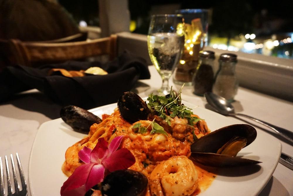 Florida Keys Roadtrip: Bagatelle Key West Restaurant