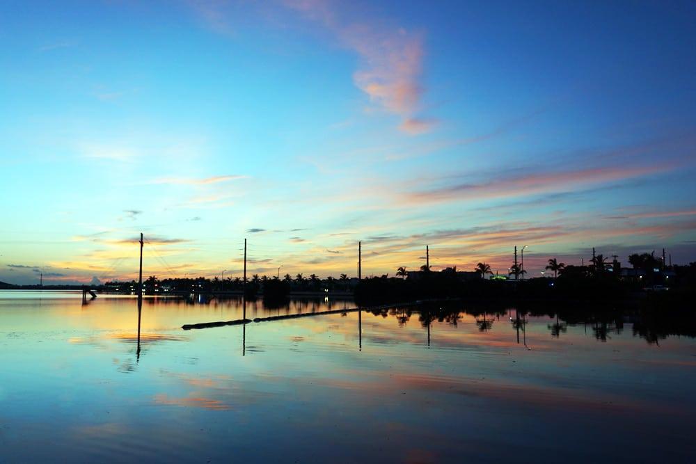 Florida Keys Roadtrip: Ibis Bay Beach Resort Key West Sonnenuntergang