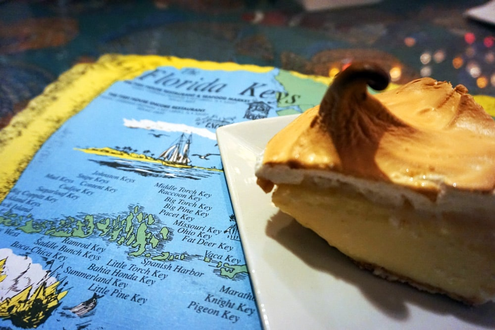 Key Lime Pie - Florida Keys Roadtrip