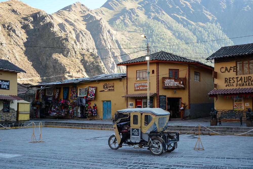 Peru: Ollantayambo