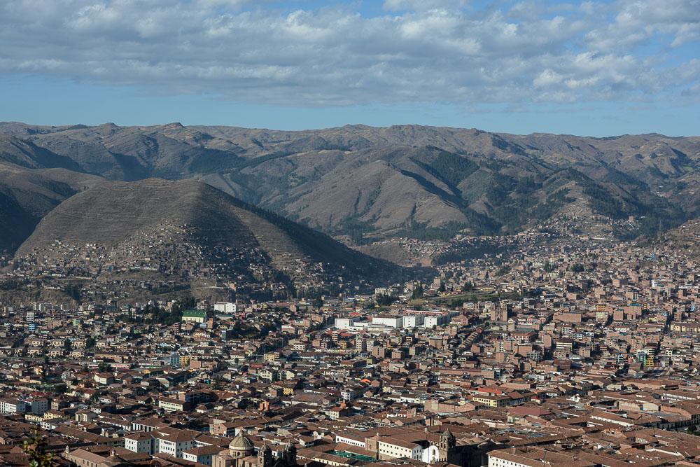 Peru: Cusco - Kirche und Altstadt