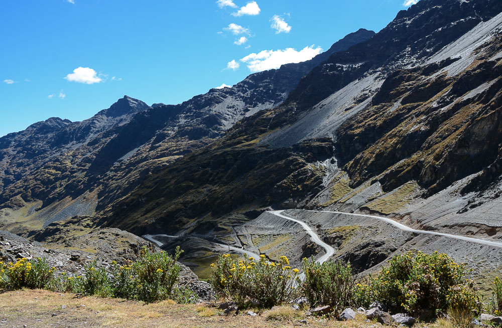 Lares Trek nach Machu Picchu: Fahrt nach Lares