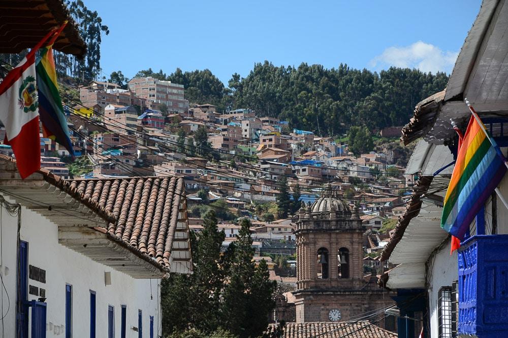 Peru: Altstadt von Cusco