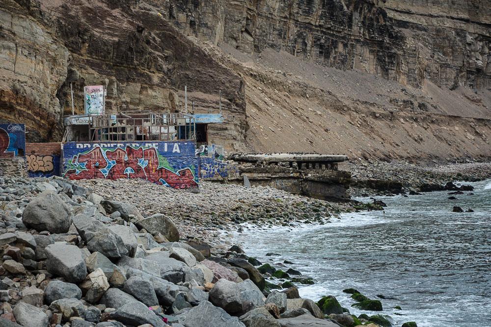 "Peru: Kochkurs in Lima: Horseshoe Bay ""Hufeisenbucht"", La Herradura"