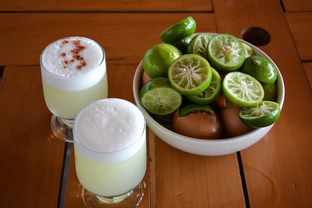 """Peru: Kochkurs in Lima: Horseshoe Bay """"Hufeisenbucht"""", La Herradura - Pisco Sour"""