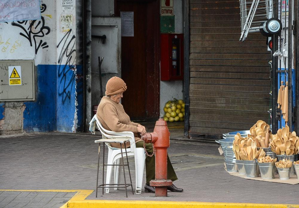 Peru: Mercado I in Lima