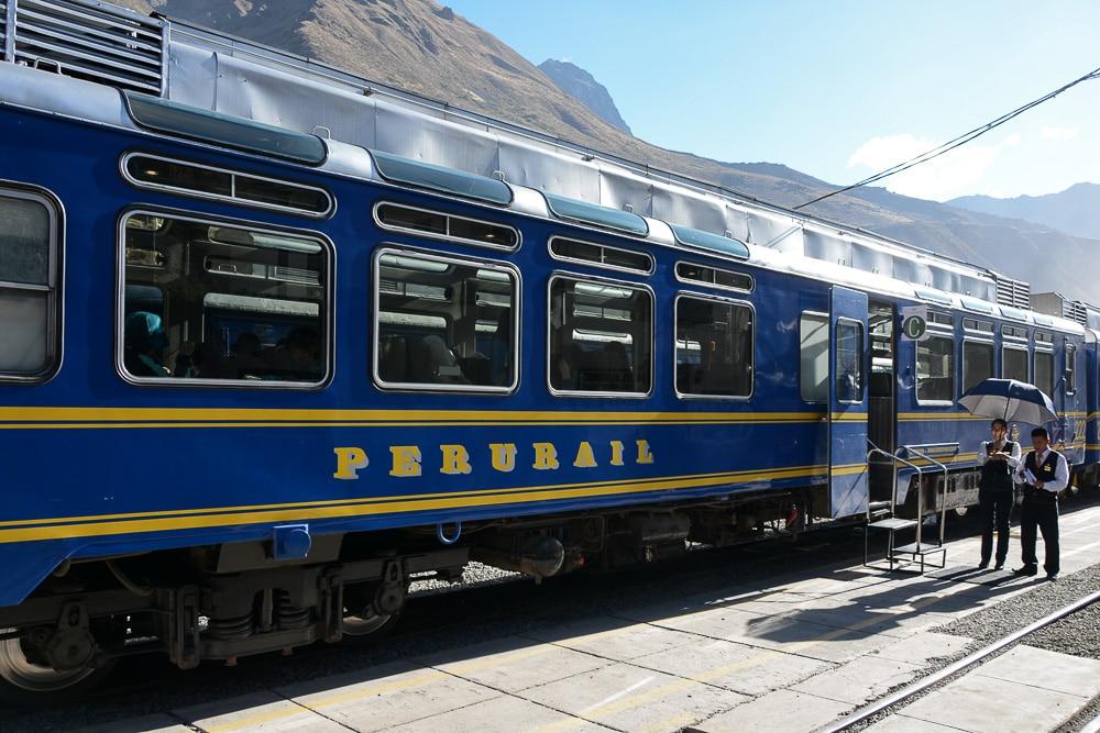 Peru: Mit dem Zug nach Machu Picchu