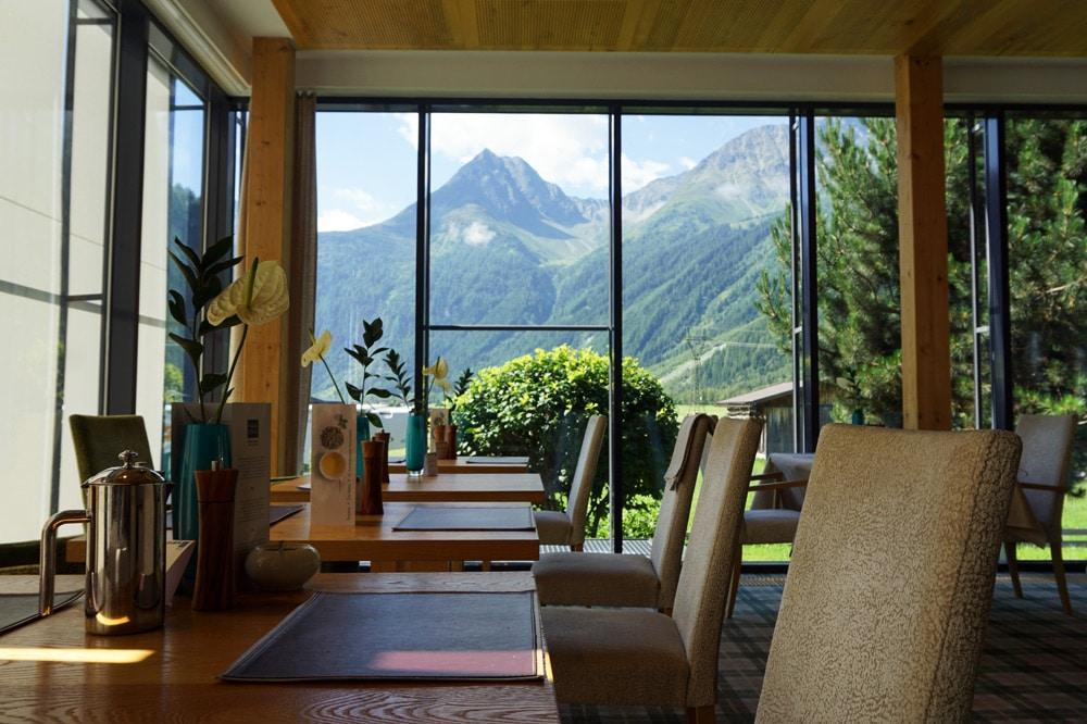 Hotel Otztal Wellness
