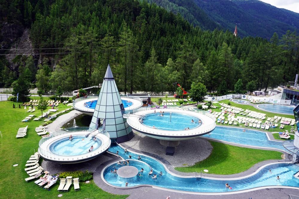 Aqua Dome Längenfeld Wellnesshotel und Thermenhotel - Gruß aus der Küche