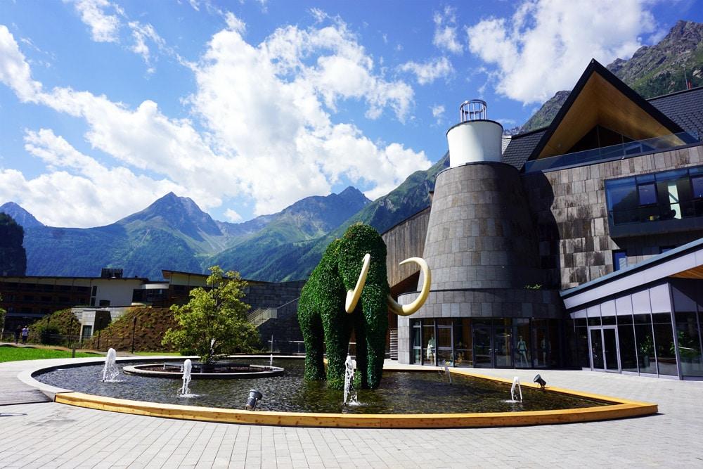 Aqua Dome Längenfeld Wellnesshotel und Thermenhotel