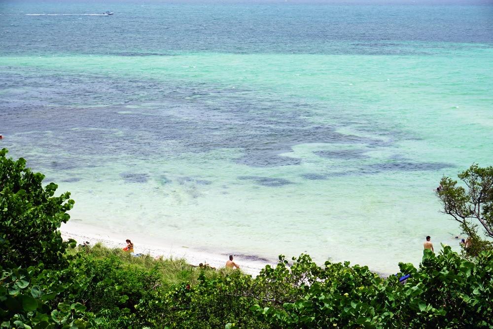 Bahia Honda State Park - schönste Strände Florida Keys - Loggerhead Beach