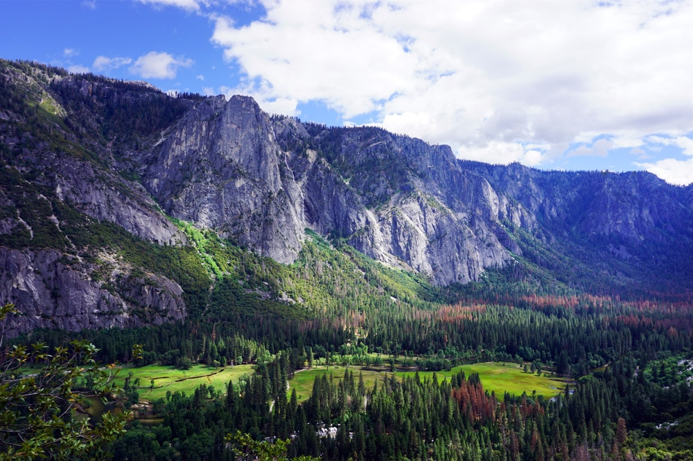 Von San Francisco zum Yosemite Nationalpark - Yosemite Valley Wandern