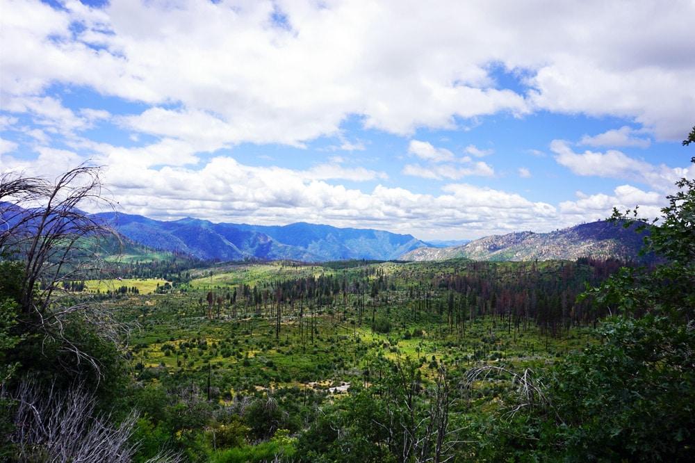 Von San Francisco zum Yosemite Nationalpark - Yosemite Valley Wandern
