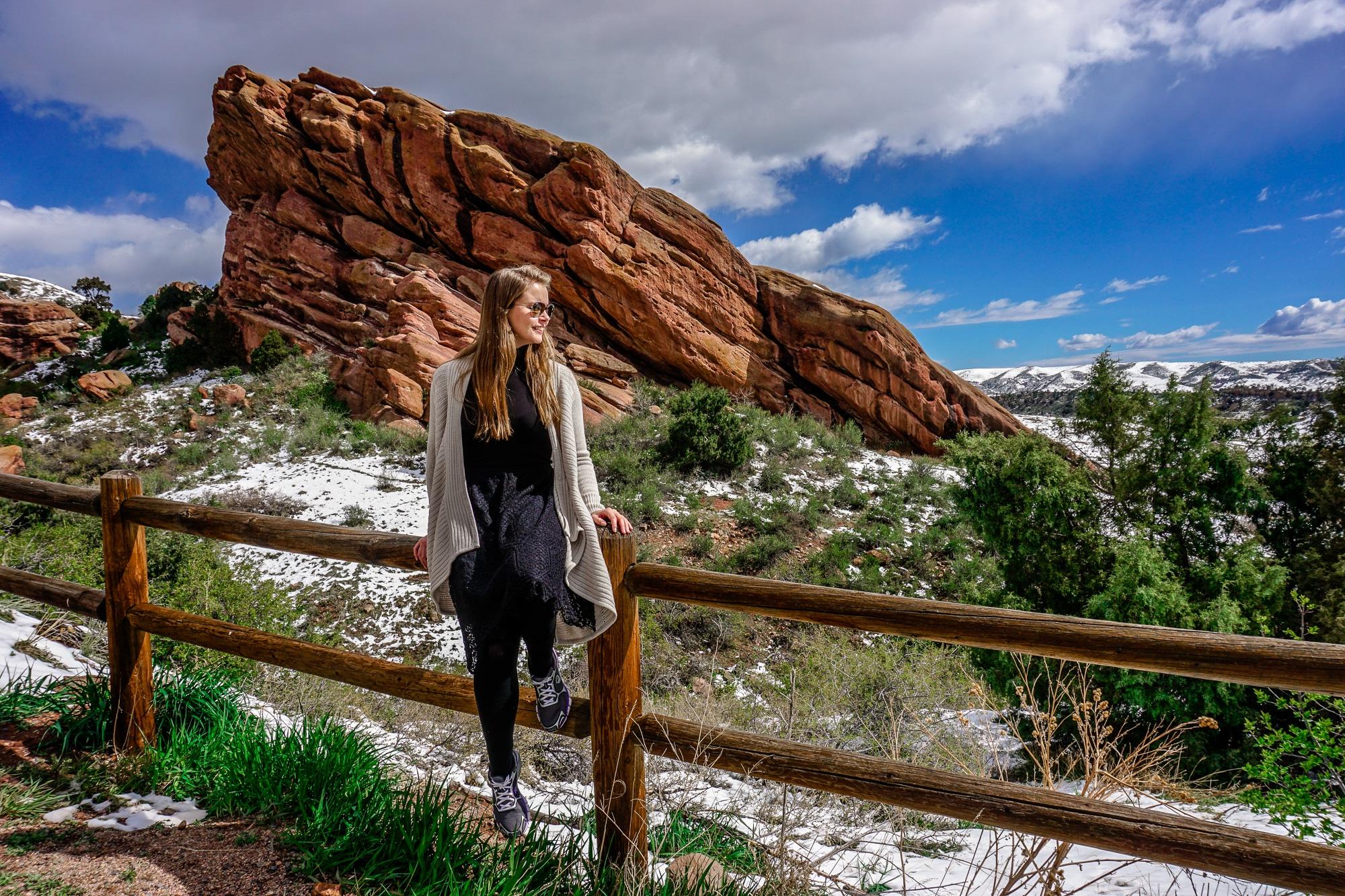 Denver: Sehenswürdigkeiten, Ausflüge & Ausflugsziele rund um Colorado's größte Stadt. Red Rocks Amphitheater, Georgetown Loop Rail, Mount Evans und mehr.