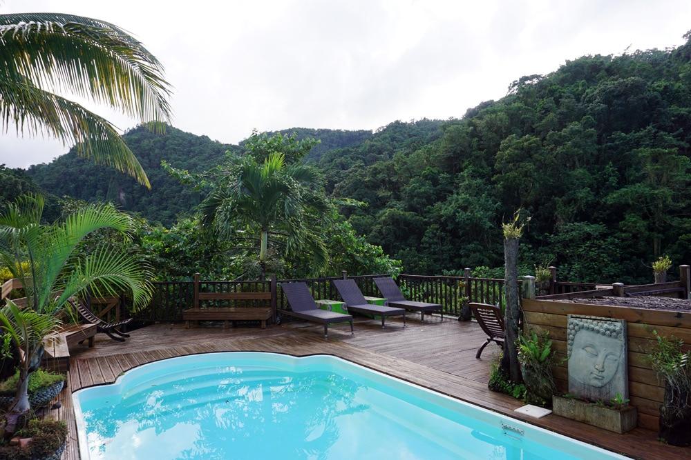 La Maison Rousse Martinique