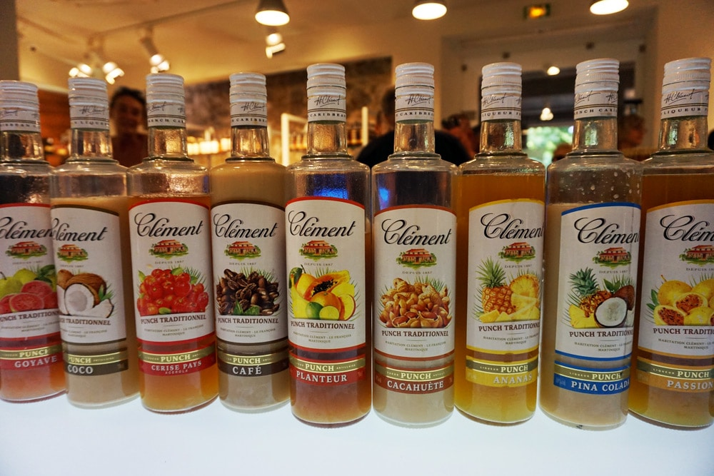 Martinique Sehenswürdigkeiten: Rum Verkostung auf der Fondation Clement