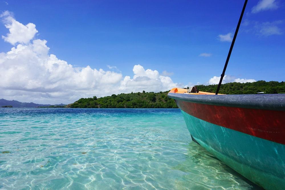 Les ilêts du Robert - Inseln von Le Robert - Inselhopping auf Martinique