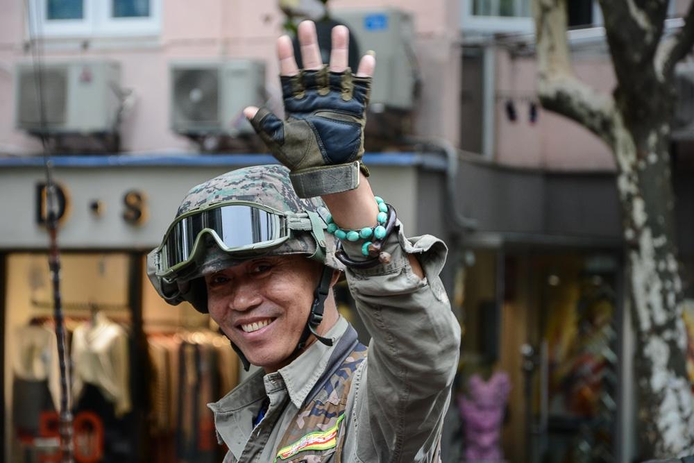 Shanghai: Motorradtour durch die Französische Konzession / French Concession