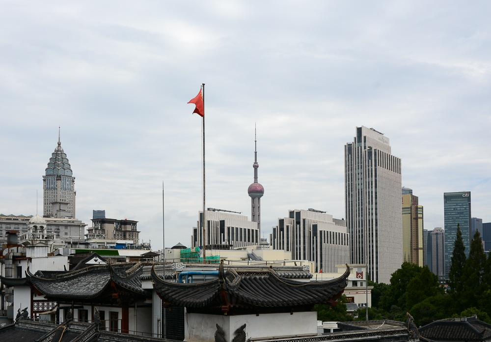 Shanghai Highlights - Altstadt
