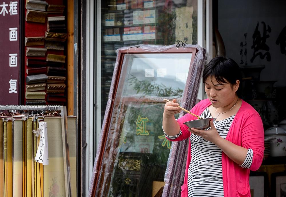 Shanghai Highlights - Altstadt