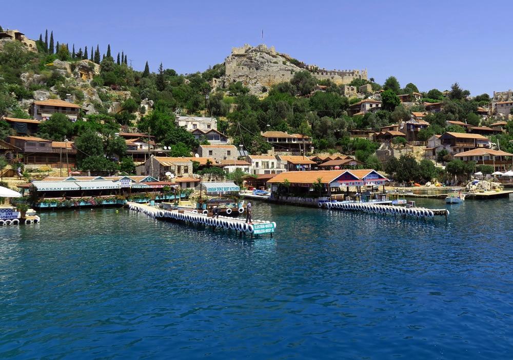 Lykische Küste Top Ten Sehenswürdigkeiten: Blaue Reise