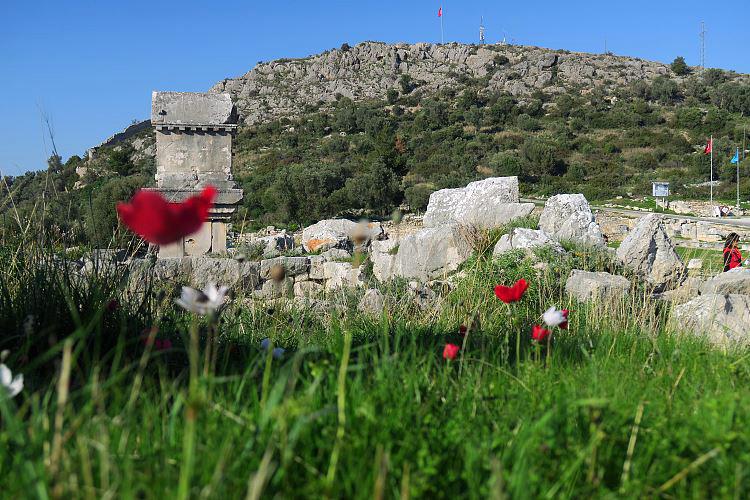 Lykische Küste: Xanthos - die Hauptstadt einer der ersten Demokratien der Welt
