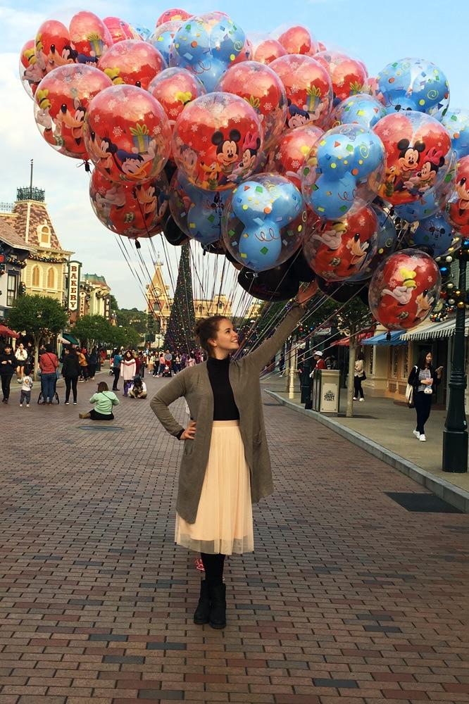 Hong Kong Disneyland Erfahrungsbericht: Main Street USA