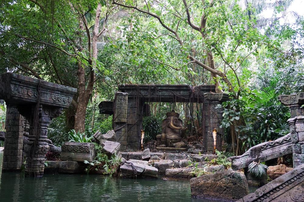Hong Kong Disneyland Erfahrungsbericht: Adventureland