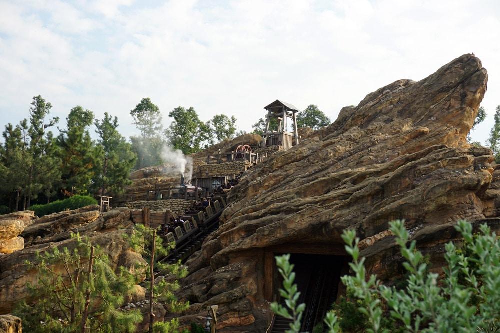 Hong Kong Disneyland Erfahrungsbericht: Grizzly Gulch