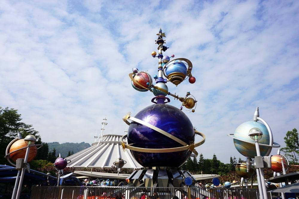 Hong Kong Disneyland Erfahrungsbericht: Tomorrowland