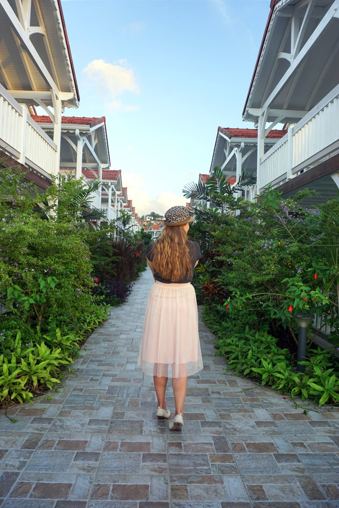 Martinique Hotel Le Bambou