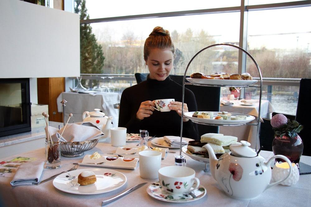 Therme Geinberg Erfahrungen: Erfahrungsbericht Afternoon Tea Geinberg 5
