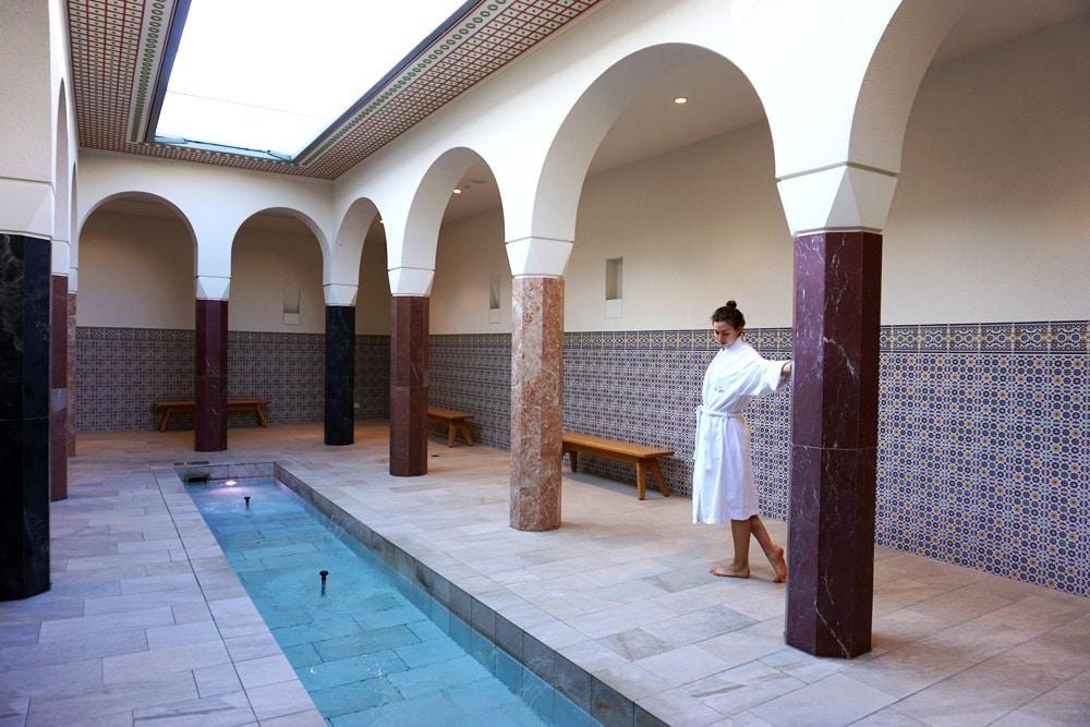 Therme Geinberg Erfahrungen: Erfahrungsbericht Oriental World Hamam