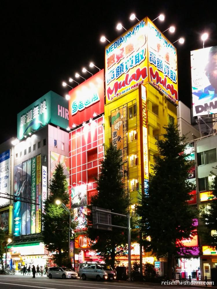 Akihabara in Tokio: Sehenswürdigkeiten und Things to do - Kaufhäuser für Otakus in Akihabara
