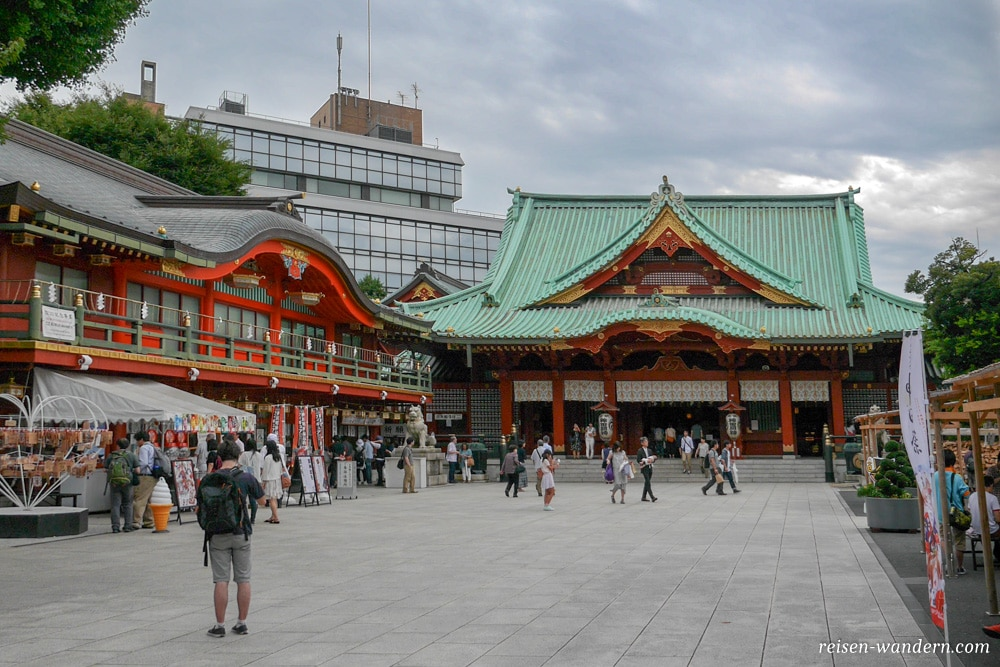 Akihabara in Tokio: Sehenswürdigkeiten und Things to do - Tempel in Akihabara