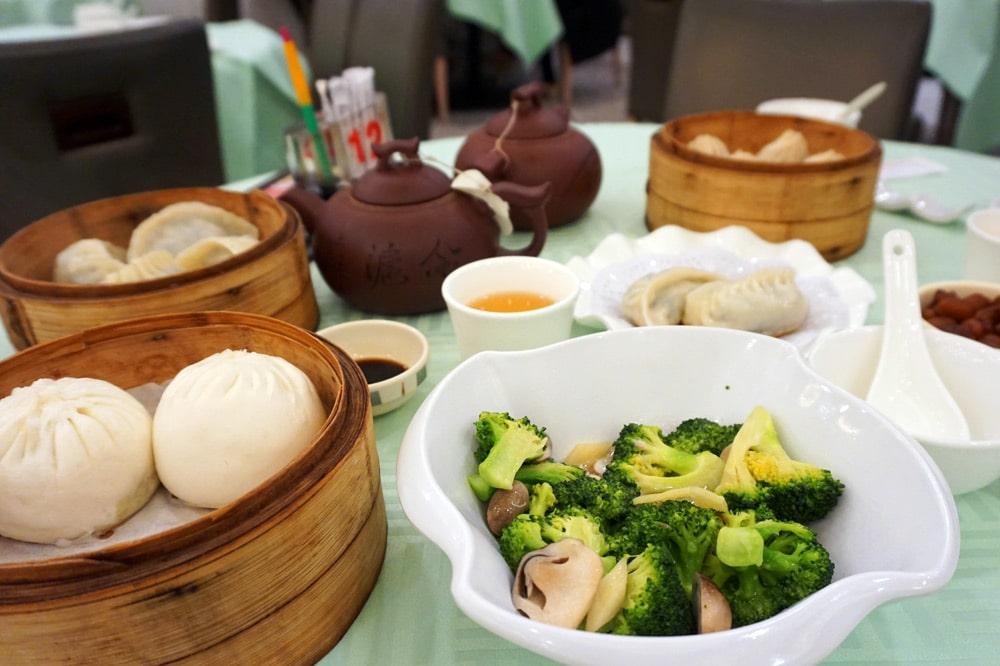 Hong Kong Reise: Dim Sum Teigtaschen - Dumplings