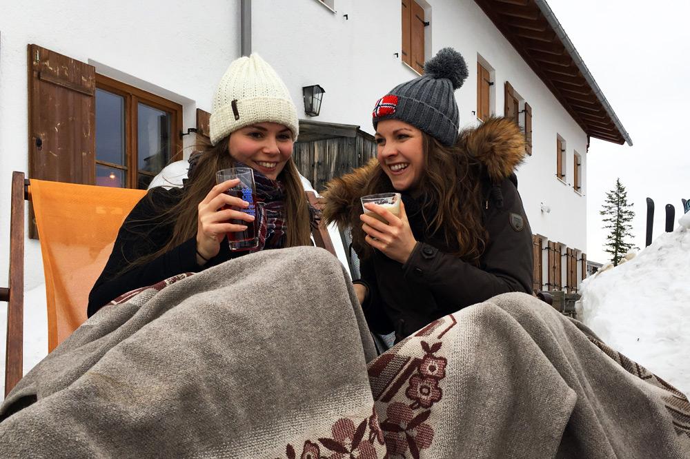 Wallberg - Ausblick auf den Tegernsee und Wanderung zum Wallberghaus