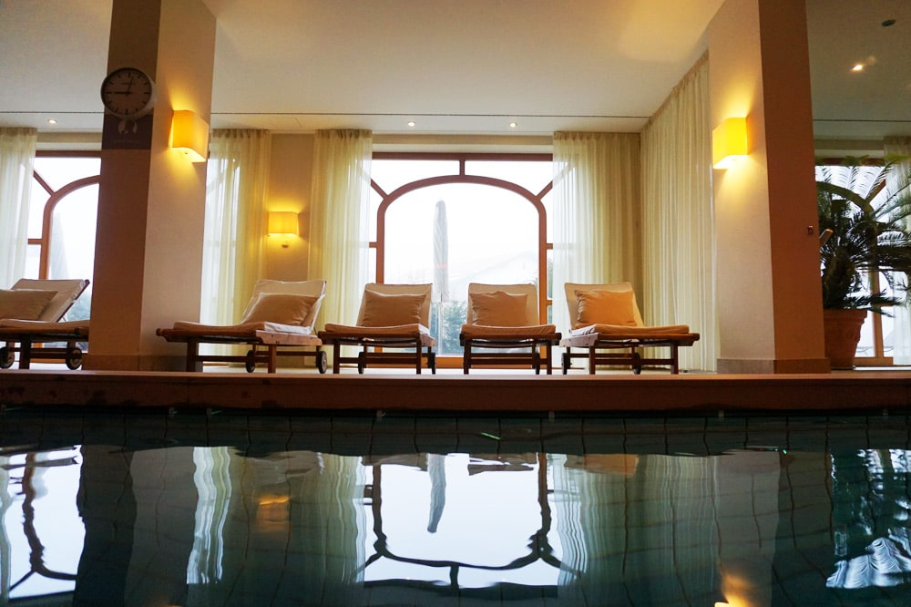 Hotel Bachmair Weissach - Wellnesshotel am Tegernsee - Family Spa Pool