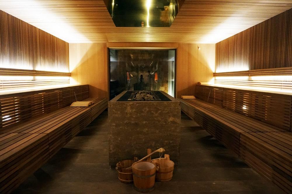Hotel Bachmair Weissach - Wellnesshotel am Tegernsee - MIZU Onsen Spa Sauna