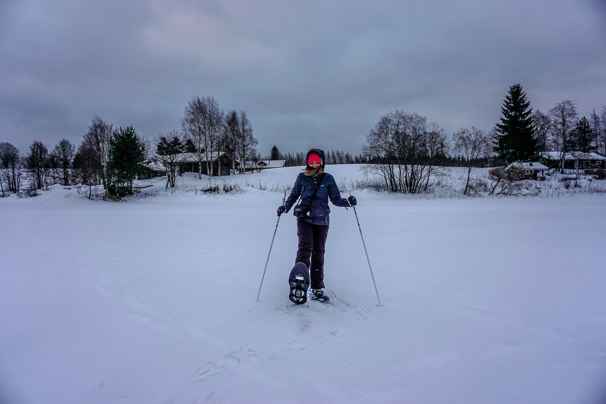 Winterurlaub in Jyväskylä (Lakeland Finnland). Perfekt für Outdoorsport und Urlaub im Winter. Hier sind die schönsten Sehenswürdigkeiten und Things to do.
