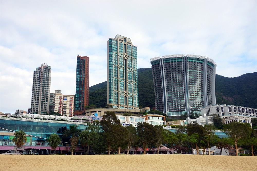 Hong Kong Reise: Repulse Bay Beach - schönster Strand in Hong Kong