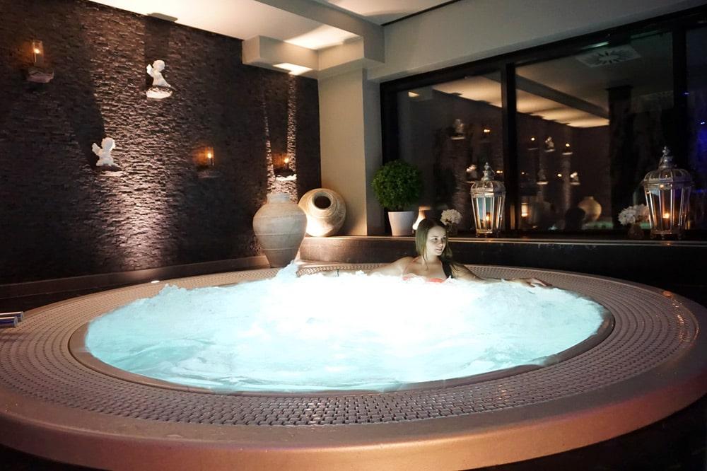 Break Sokos Hotel Koli - Whirlpool im Koli RElax Spa