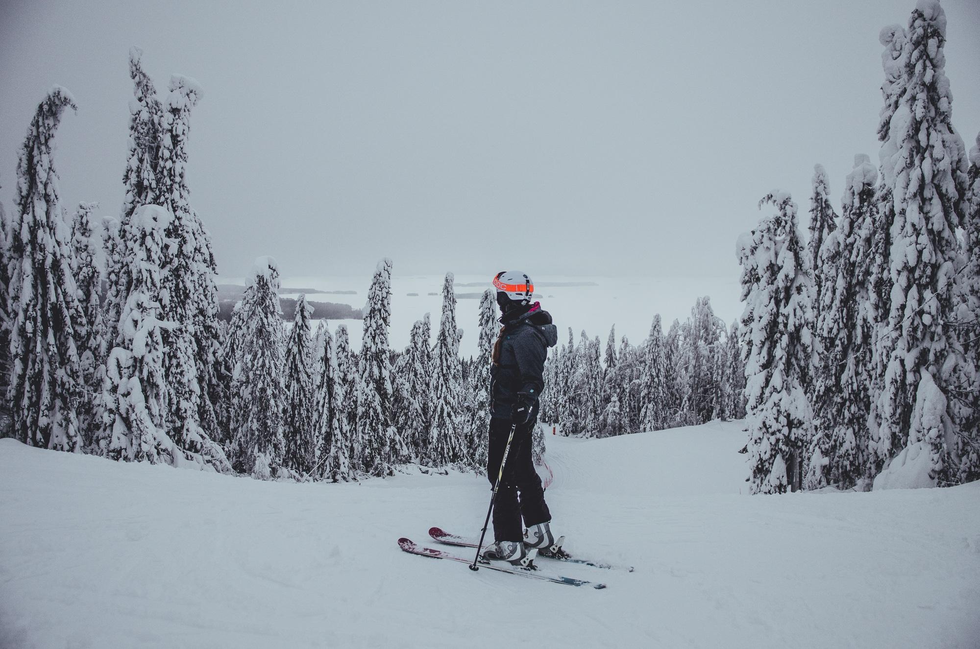 Skigebiet Koli: Skifahren, Islandpferde Reiten, Wintersport und mehr in Koli, Finnland