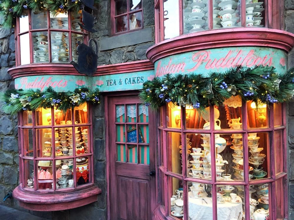 Universal Studios Hollywood Erfahrungen: The Wizarding World of Harry Potter - Harry Potter World