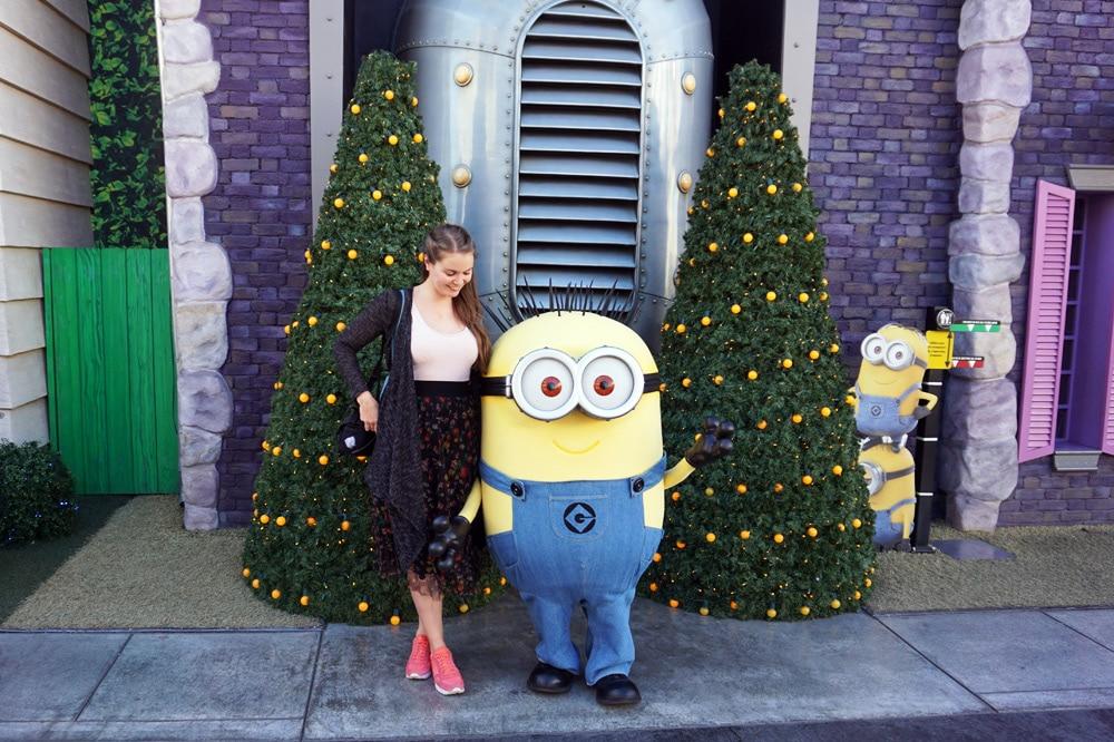 Universal Studios Hollywood Erfahrungen: Minions