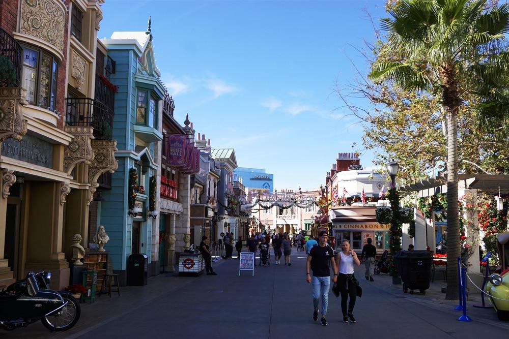 Universal Studios Hollywood Erfahrungen