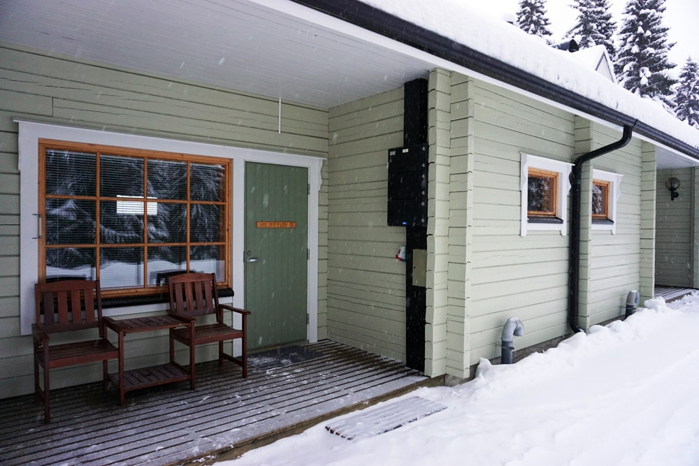Skifahren in Vuokatti, Finnland: Vuokatinmaa Holiday Apartments